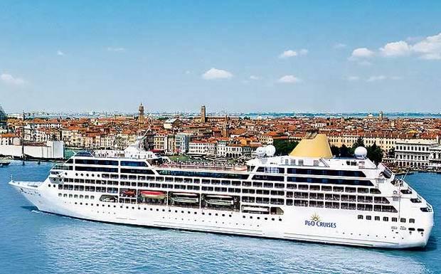 Cruise-ship ADONIA