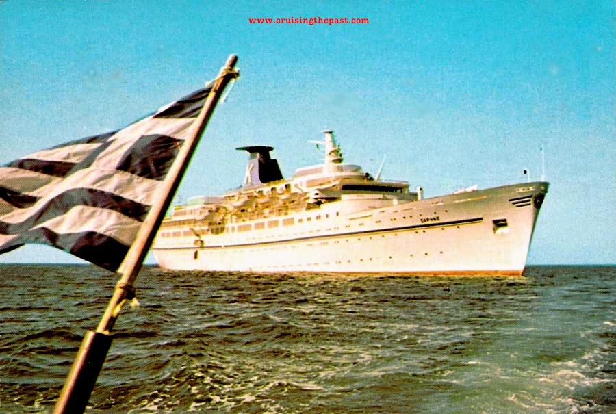 MS Daphne - Carras Cruise Lines - Havana