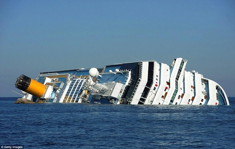 Costa Concordia...