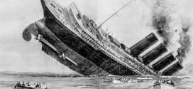 The Sinking of the RMS Lusitania – 101st Anniversary