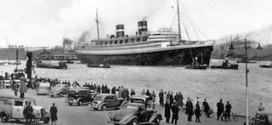 Newsreel footage of Holland-America Line – 1920s and 1930s