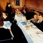 Private Dining Room - Aboard the SUPER CHIEF