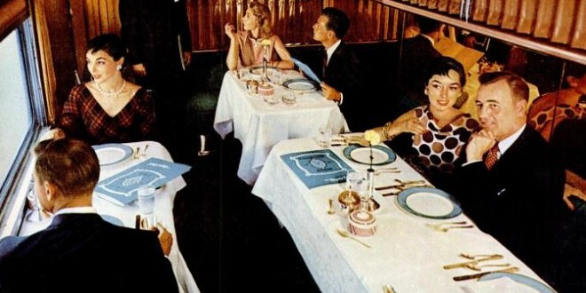 Before Amtrak – Golden Age of American Passenger Trains…