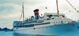 Retro Thursday: Cruising to Bermuda and Nassau aboard the SS Evangeline in the 1950s…
