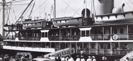 Alaska Steamship Company: First Class cruising to Alaska for $9.00 a day in the 1950s…