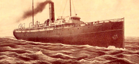A 1929 home movie aboard a coastal liner cruising from Florida to Savannah on the SS NANTUCKET…