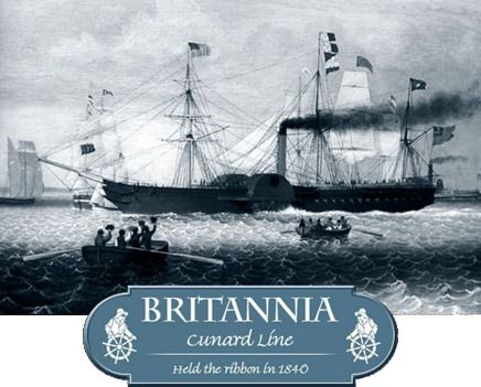 History Of Cruising From The Britannia To The Love Boat
