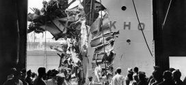 MS STOCKHOLM – Collided with the Italian Line's SS ANDREA DORIA…