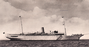 "THE MS STELLA POLARIS – the ""royal yacht"" of cruising."