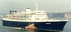 THE FIRST GAY CRUISE – 1987 – THIRTY YEARS AGO