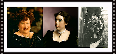 """Molly Brown, Feminist History and the """"unsinkable"""" RMS Titanic"""