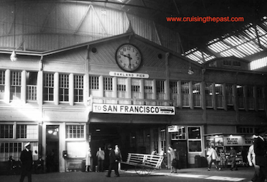 Ferry Building and the gateway to San Francisco