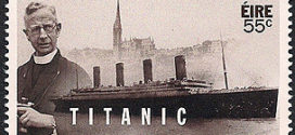 RMS TITANIC – Father Browne's photos of the first day at sea…