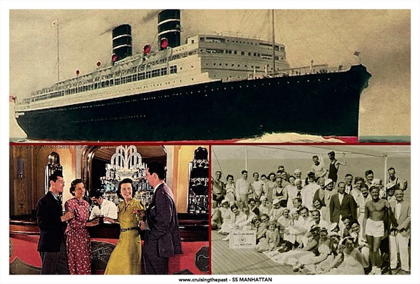 SS Morro Castle ,Ward Line, cruises, liner, cruise-ship, New York City, Havana, Cuba, Morro Castle September 8, 1934, ship fire, deadly ship fire, Asbury Park, New Jersey, Morro Castle disaster, cuba cruise, cruising the past, cruise line history, cruise history, maritime history, ocean liners, Michael l grace