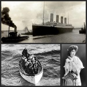 Louis M Ogden, New York socialite. RMS Titanic,RMS Carpathia, Unsinkable Molly Brown, Archibald Gracie IV, auction, SS California