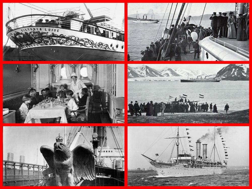 Albert Ballin, Hamburg-America Line, Vaterland, Augusta Victoria, Amerika, Kaiser Wilhelm II, Immigration, Steamships, Hamburg, Liners, Cruise History, First Cruise Ship, Happag