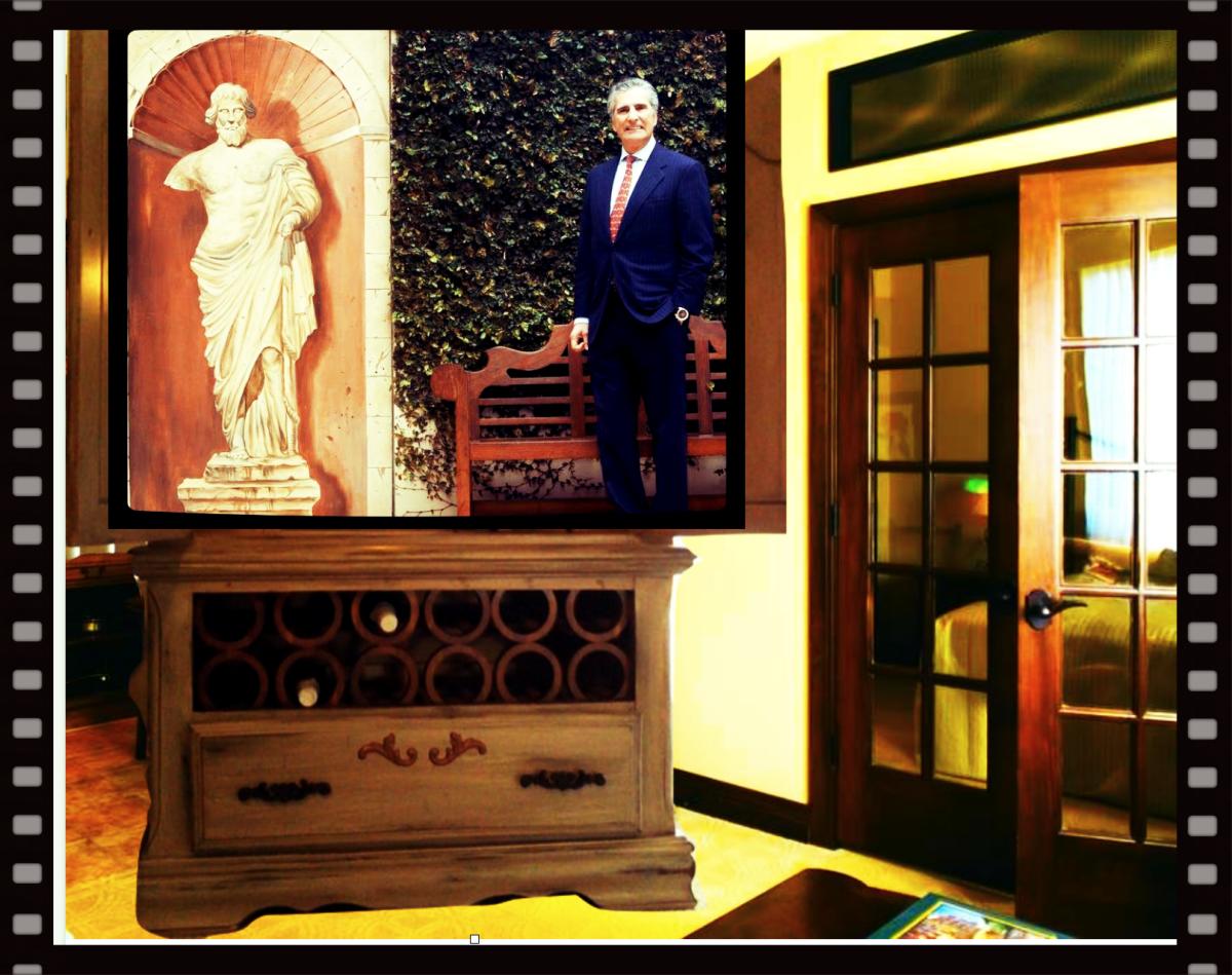 Granduca, Giorgio Borlenghi, Houston, Review, Hotel,