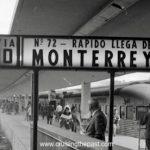 buena vista, ferrocarril de México, trenes Pullman, trenes de pasajeros, años 1970,