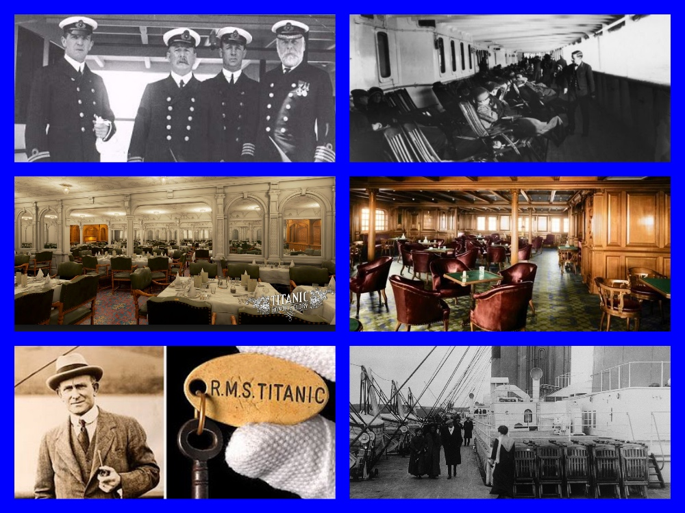 RMS TITANIC, PASSENERS, IMMIAGRATION, ANCESTRY, VOYAGE, MENUS, SURVIVORS, EVA HART, MARY DAVIS WILBURN, MICHEL NAVARATIL, MILLVINA DEAN, WASHINGTON DODGE JR, EDITH ROSENBAUM RUSSELL, FRANK PRENTICE, EDWINA TROUTT, RUTH BECKER, BARBARA JOYCE WEST DAINTON, CRUISE HISTORY, MICHAEL L GRACE, CRUISING THE PAST, STEAMSHIPS, LINERS, WHITE STAR LINE, CUNARD LINE HISTORY