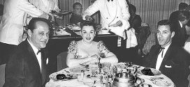 Judy Garland is aboard the SS United States! What happened to the Passenger List?