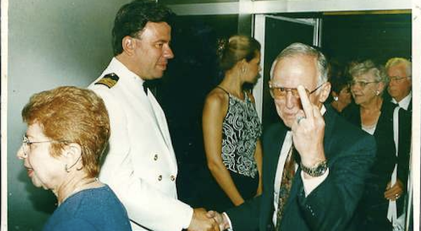 The Ship's Photographer and the LOVE BOAT – Rejects in the 1990s