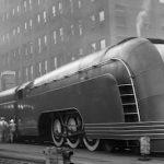 New York Central, Pullman, streamliner, sleeping cars, detrioter, detroit, michigan, trains, dining cars