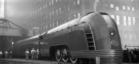 Rain or Shine New York Central's all-Pullman streamliner Detroiter was the way to go on the Water Level Route