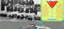 The KENNEDYS, OLYMPIC TEAMS and STARS sailed aboard the SS Manhattan during the 1930s.